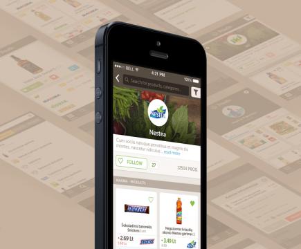 PriceOn, App