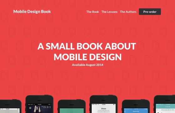 mobiledesignbook
