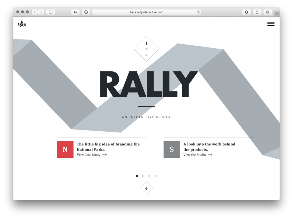 Rally Interactive Beta
